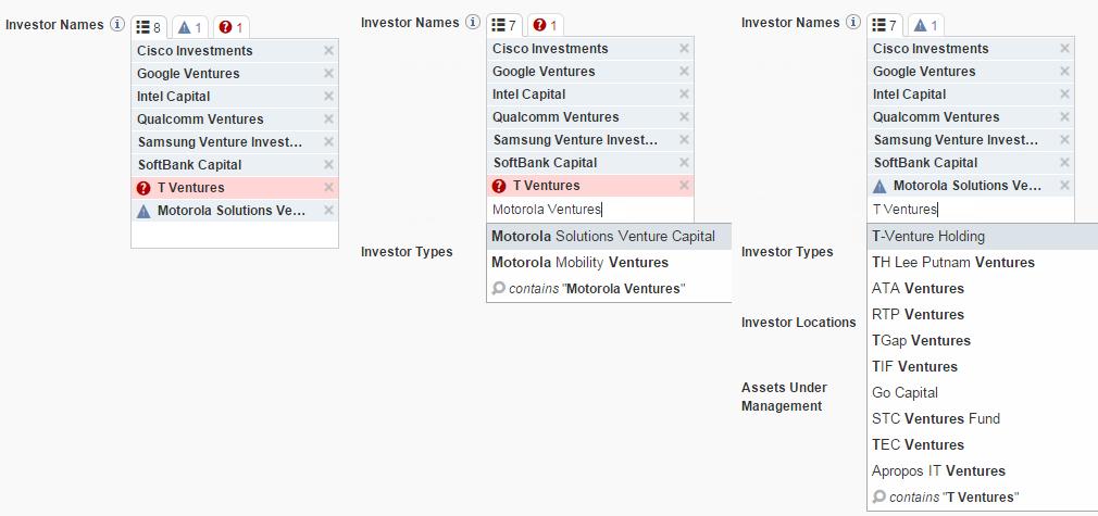 List-o-Mania Investor Correction