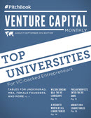 VC monthly cover