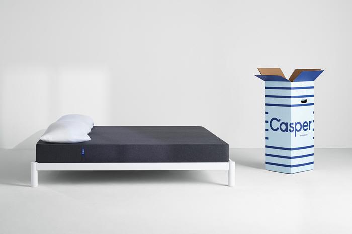 Casper Sleep mattress in a box