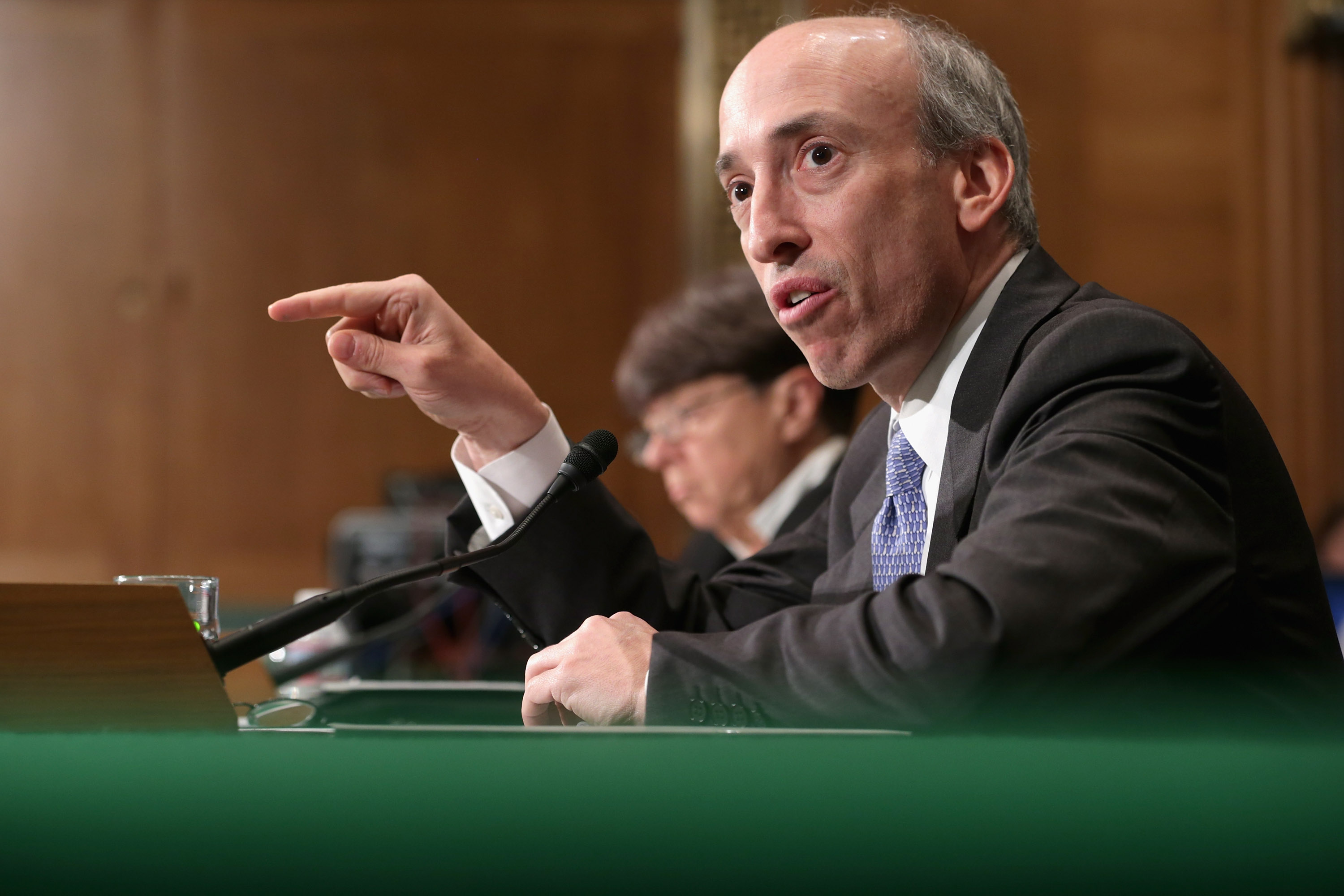 - Gary Gensler - SEC charges space-tech SPAC dealmakers with fraud