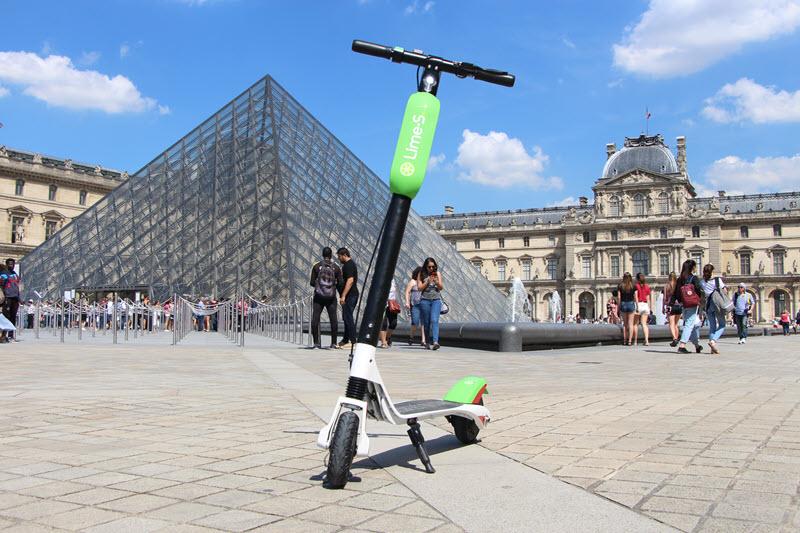 us electric scooter startups go global pitchbook. Black Bedroom Furniture Sets. Home Design Ideas
