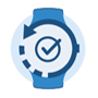 Deal execution watch icon