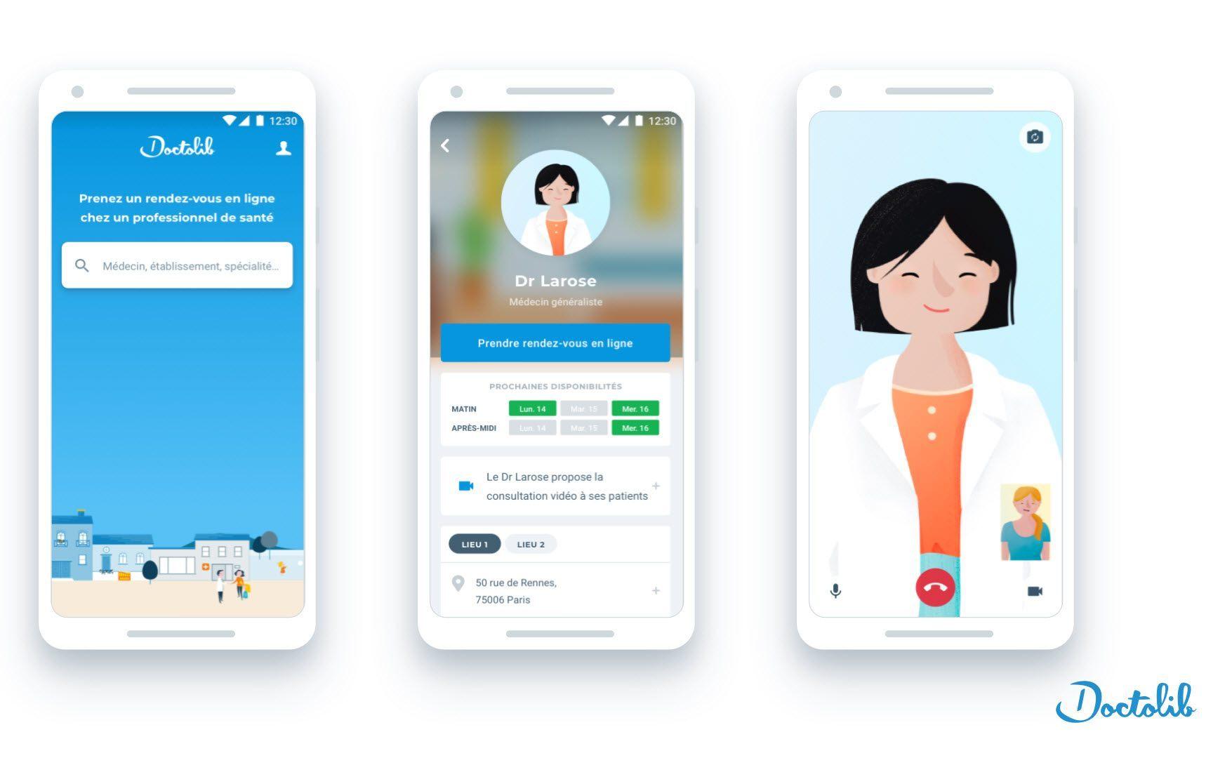 Healthtech startup Doctolib joins the unicorn herd   PitchBook