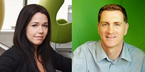 Houzz co-founders talk business and marriage at TechCrunch Disrupt