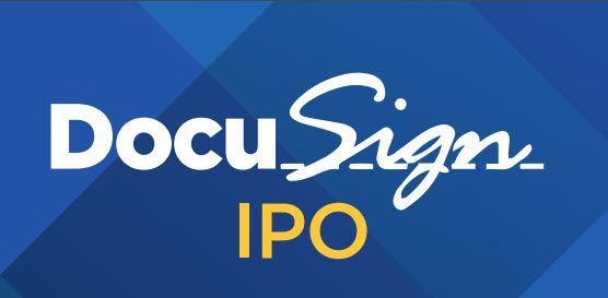 DocuSign debuts above range in $4.4B IPO [datagraphic]