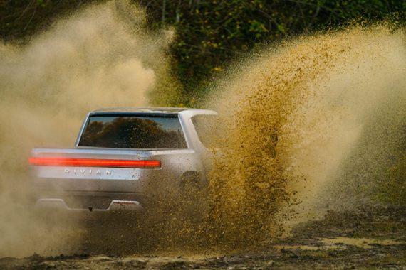 Six big things: Do Amazonians dream of electric trucks?