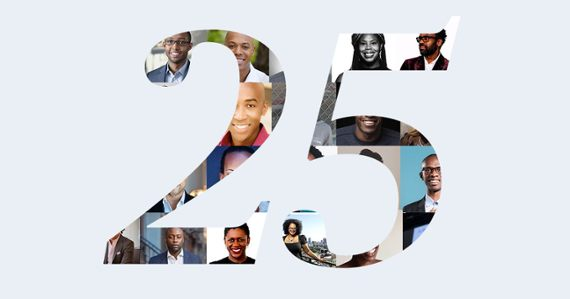 25 black founders and VCs to watch in 2018
