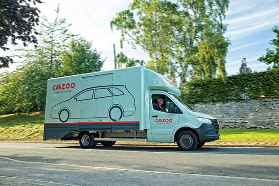 Car marketplace Cazoo buys Germany's Cluno ahead of public debut