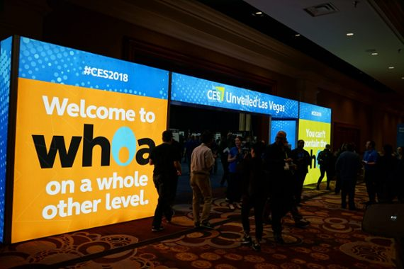 Startups and trends to watch from CES 2018