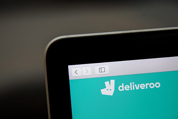 UK food delivery startup Deliveroo disappoints in debut