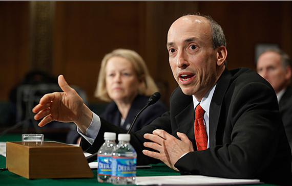 Will private equity get caught up in a SPAC showdown with regulators?