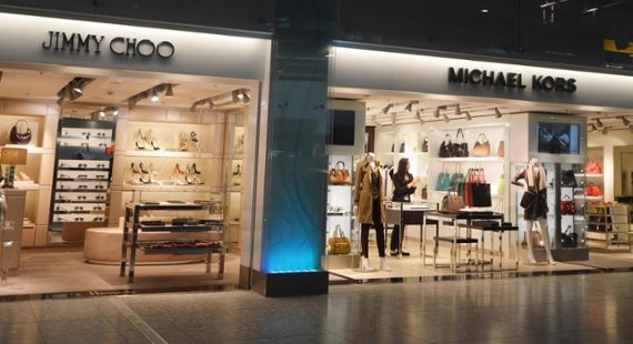 The perfect pair? Michael Kors ties up £896M Jimmy Choo deal