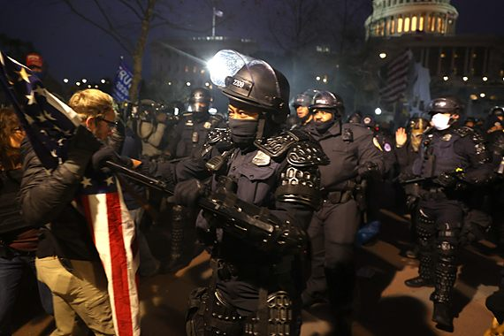 Mayhem in Washington sparks condemnation from tech, business leaders