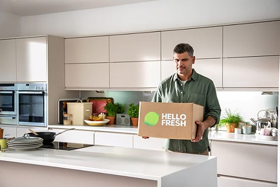 HelloFresh inks $277M deal for US meal delivery startup
