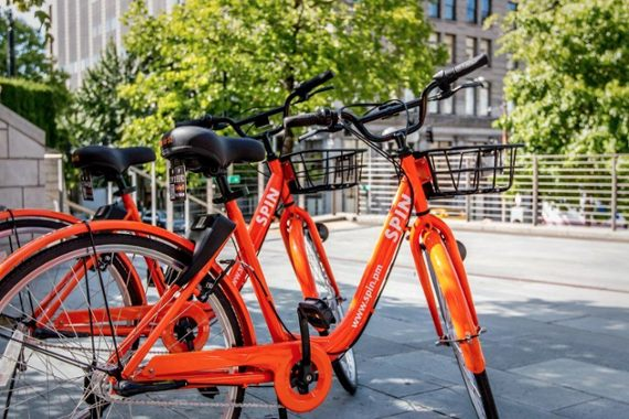 'Bikesharing is the next Uber': Spin founder optimistic amid Ofo's US launch