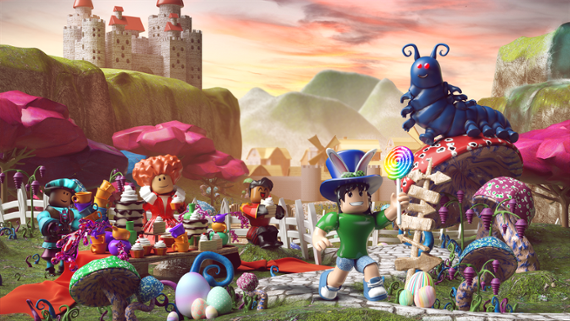 Roblox, an online gaming company for kids, is raising up to $150 million