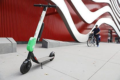 Uber reimagines bet on scooters, leads $170M investment in Lime