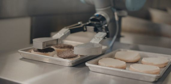These robots at TechCrunch Disrupt might make your next meal