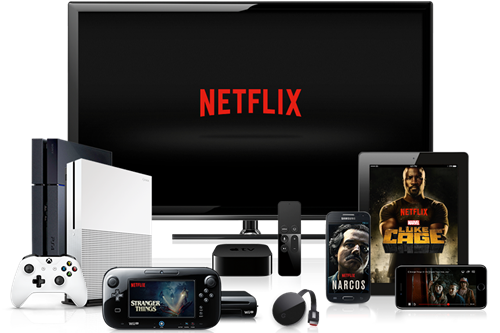 Can Netflix fend off big-name challengers?