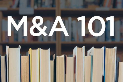 PitchBook's M&A 101 series