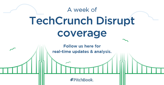 Dispatches from Disrupt: Day 1