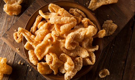 PE firm looks to build US pork rinds empire