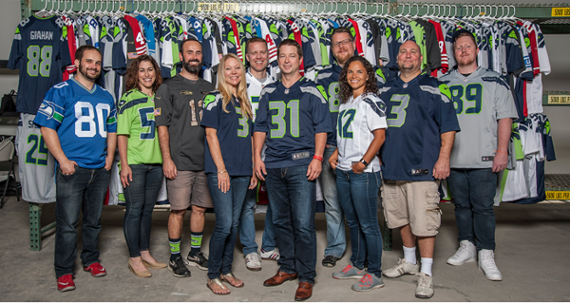 Seattle startup brings jersey rentals to NFL fans