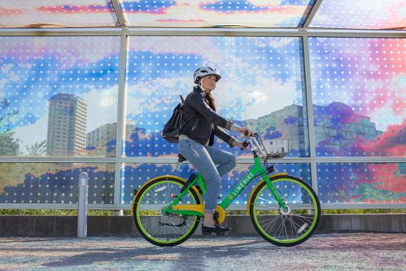 With another $70M in VC funding, LimeBike isn't just a bikeshare startup anymore
