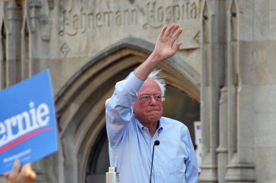 Bernie Sanders slams PE over expected hospital closing