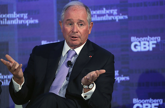 Blackstone posts highest profit yet, powered by growth-equity and SPAC deals