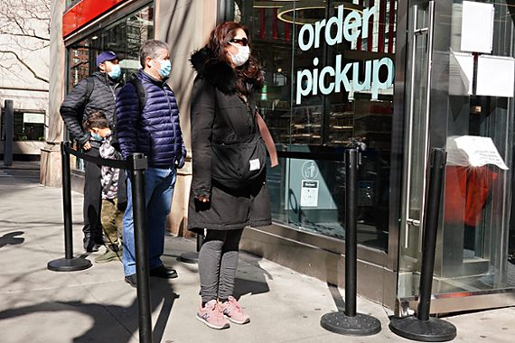 Target eyes purchase of Deliv tech in push for same-day delivery
