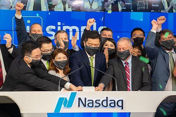 TuSimple raises $1.3B+ in first autonomous vehicle IPO