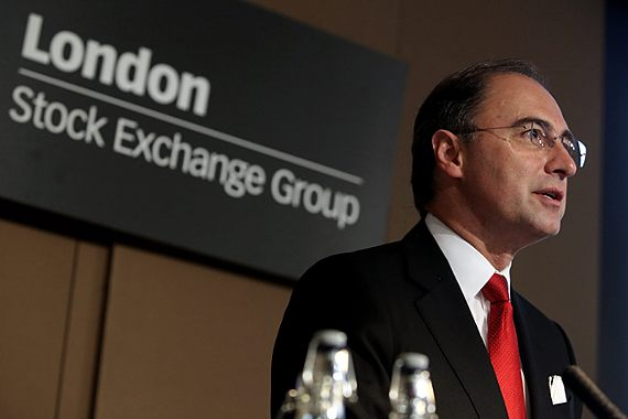 Ex-LSE head urges London to join SPAC 'revolution'
