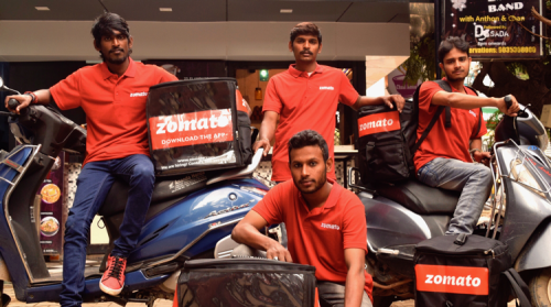 Food delivery startups combine to combat Uber, Amazon in India
