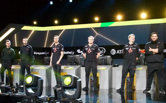 VC-backed Astralis to make history as the first public esports team