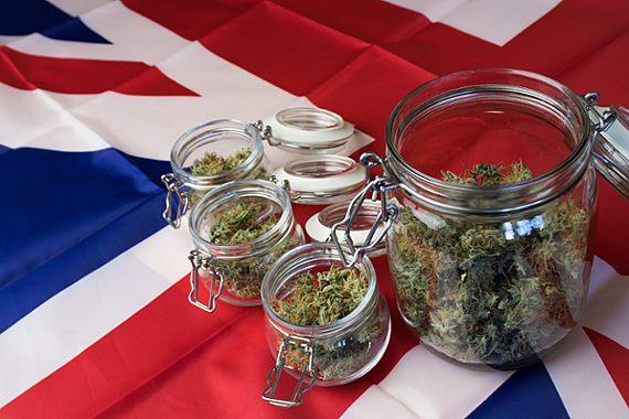 Is decriminalization enough to spur UK VC cannabis deals?