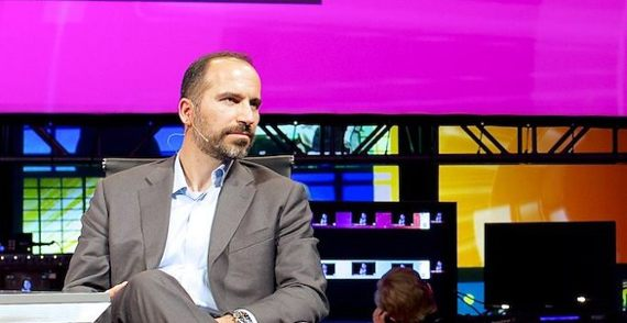Uber is benefiting from Dara Khosrowshahi's softer touch in Europe
