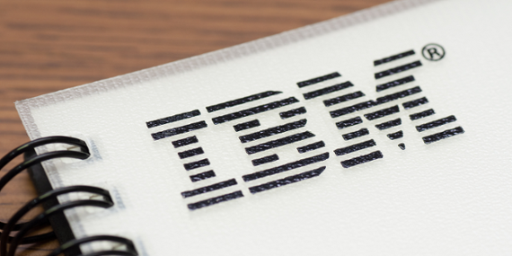 IBM's focus on AI, cloud boosts Dow past 23,000