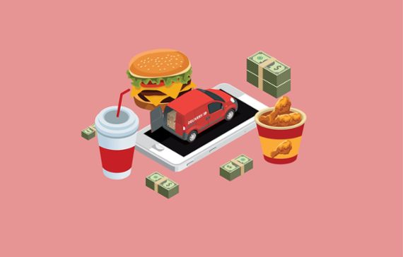 DoorDash adds $500M to food delivery duel with Postmates