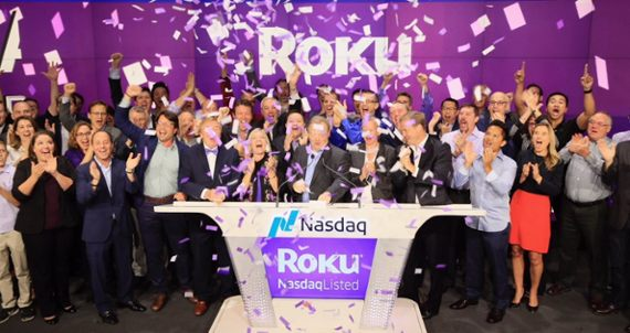 Roku's early success magnifies Blue Apron, Snap failures