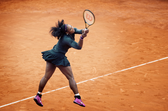 Net income: Serena Williams' path from tennis star to VC tycoon