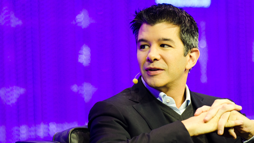 Power move: Ex-Uber CEO appoints two directors to company's board