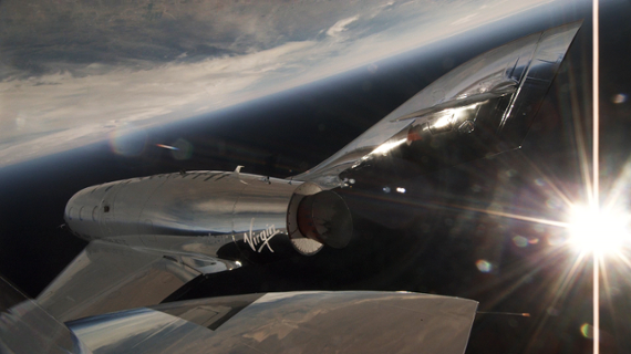 Virgin Galactic's long road to the stars