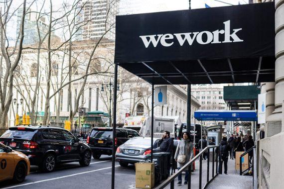 WeWork tells investors to brace for divestitures