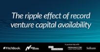 The ripple effect of record venture capital availability [datagraphic]