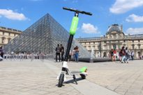 US electric scooter startups go global