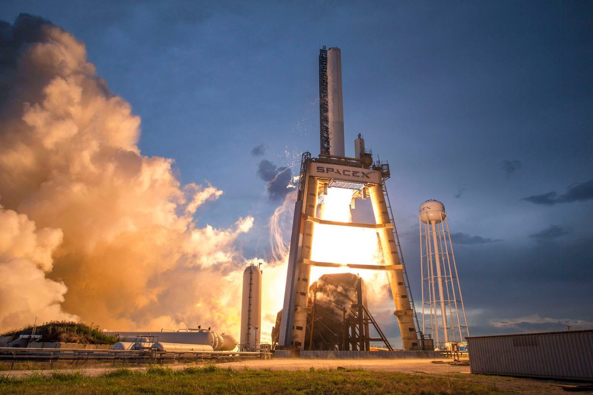 SpaceX lifts off with $1B after Starlink launch | PitchBook