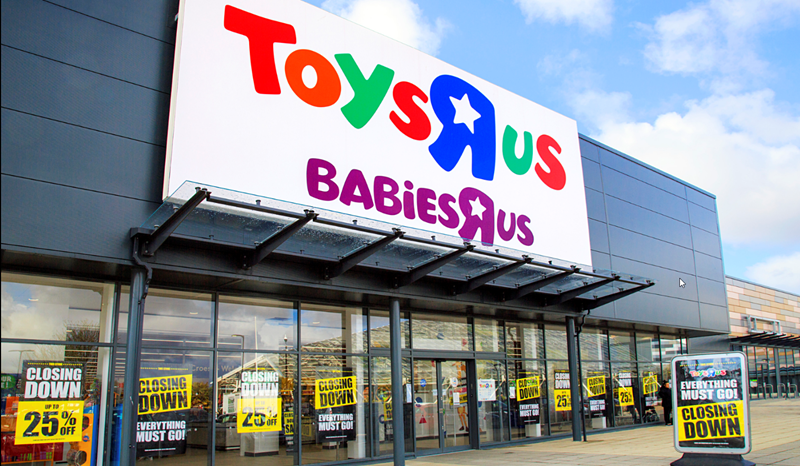 Bain Capital Kkr To Back Hardship Fund For Toys R Us Workers