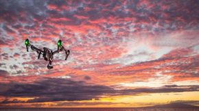 As drones attract increased VC funding, a nemesis is born