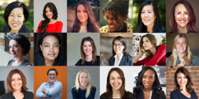 The funding is female: 18 founders and VCs changing the tech landscape